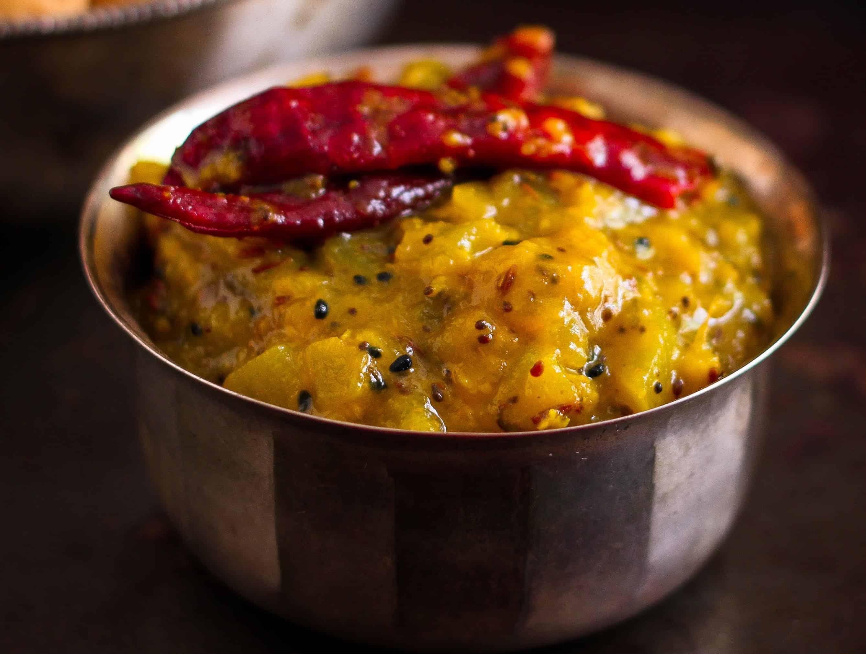 Aam Ki Launji | Raw Mango Chutney