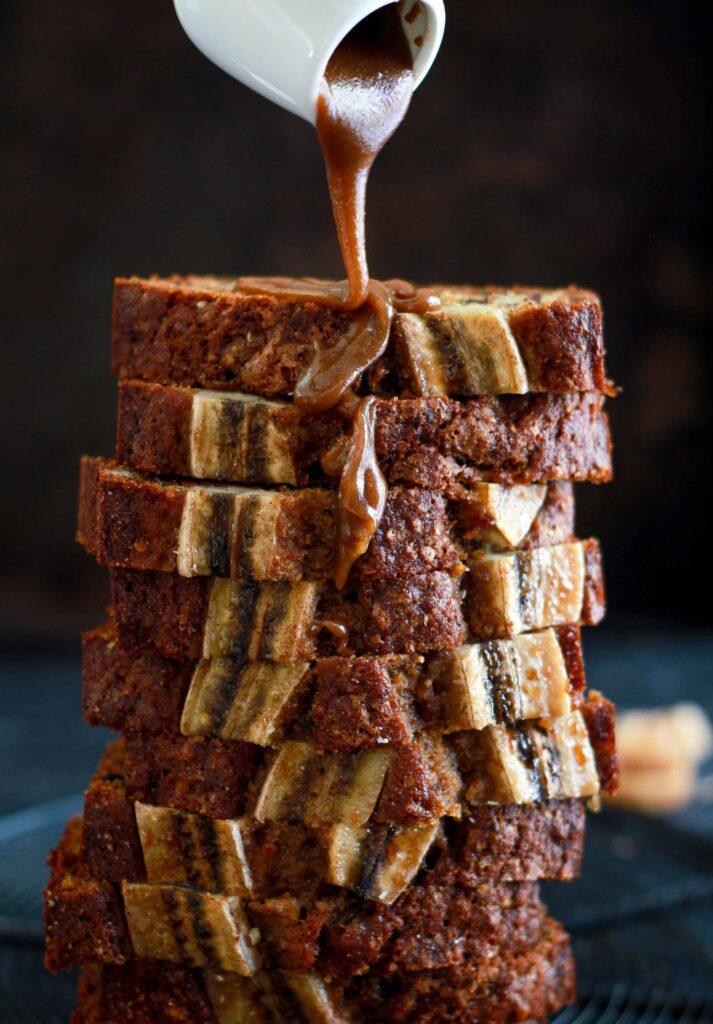Walnut Amp Fig Banana Bread Easy Baking Tasha S Artisan Foods