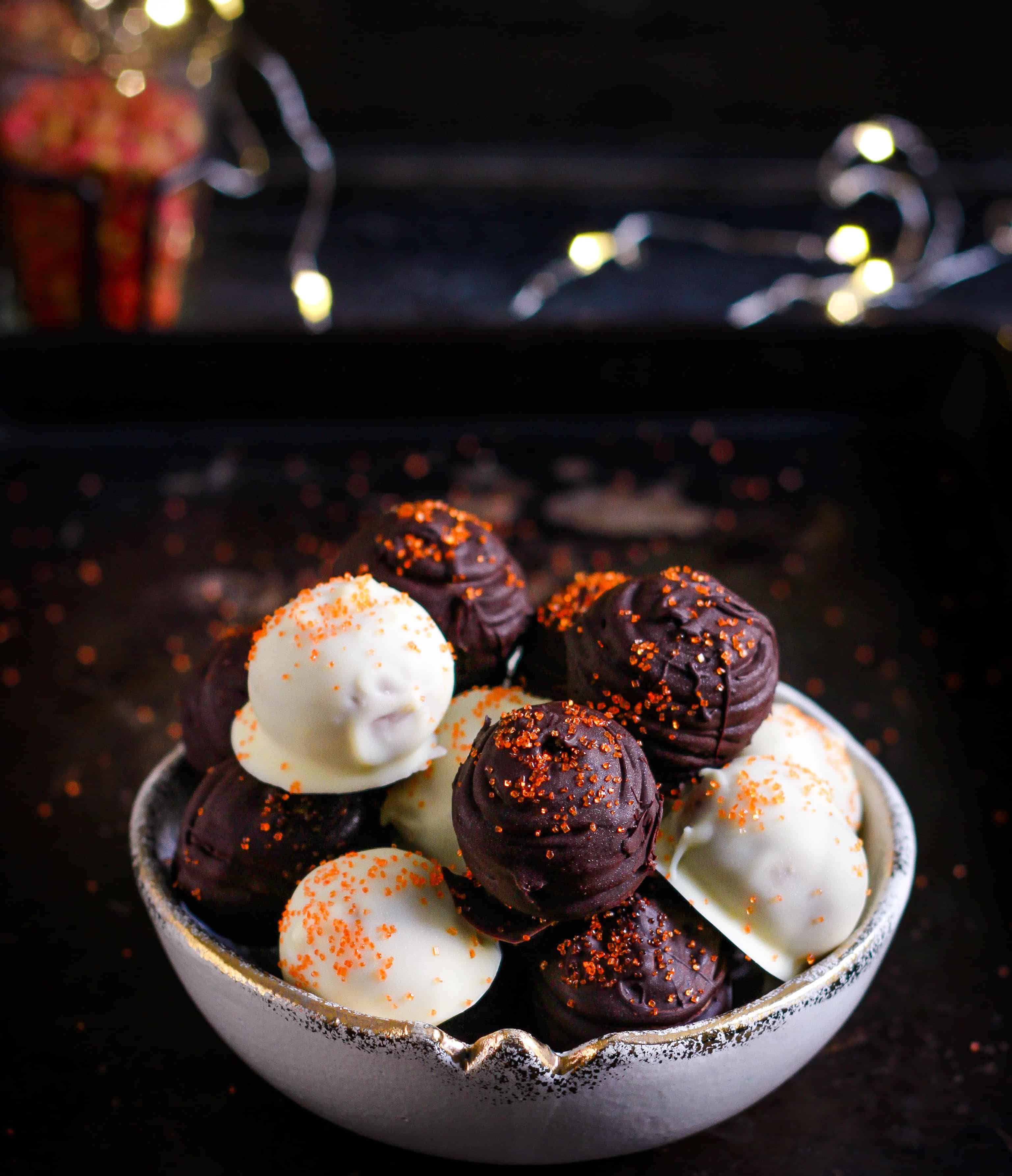 Pumpkin Pie Bliss Balls