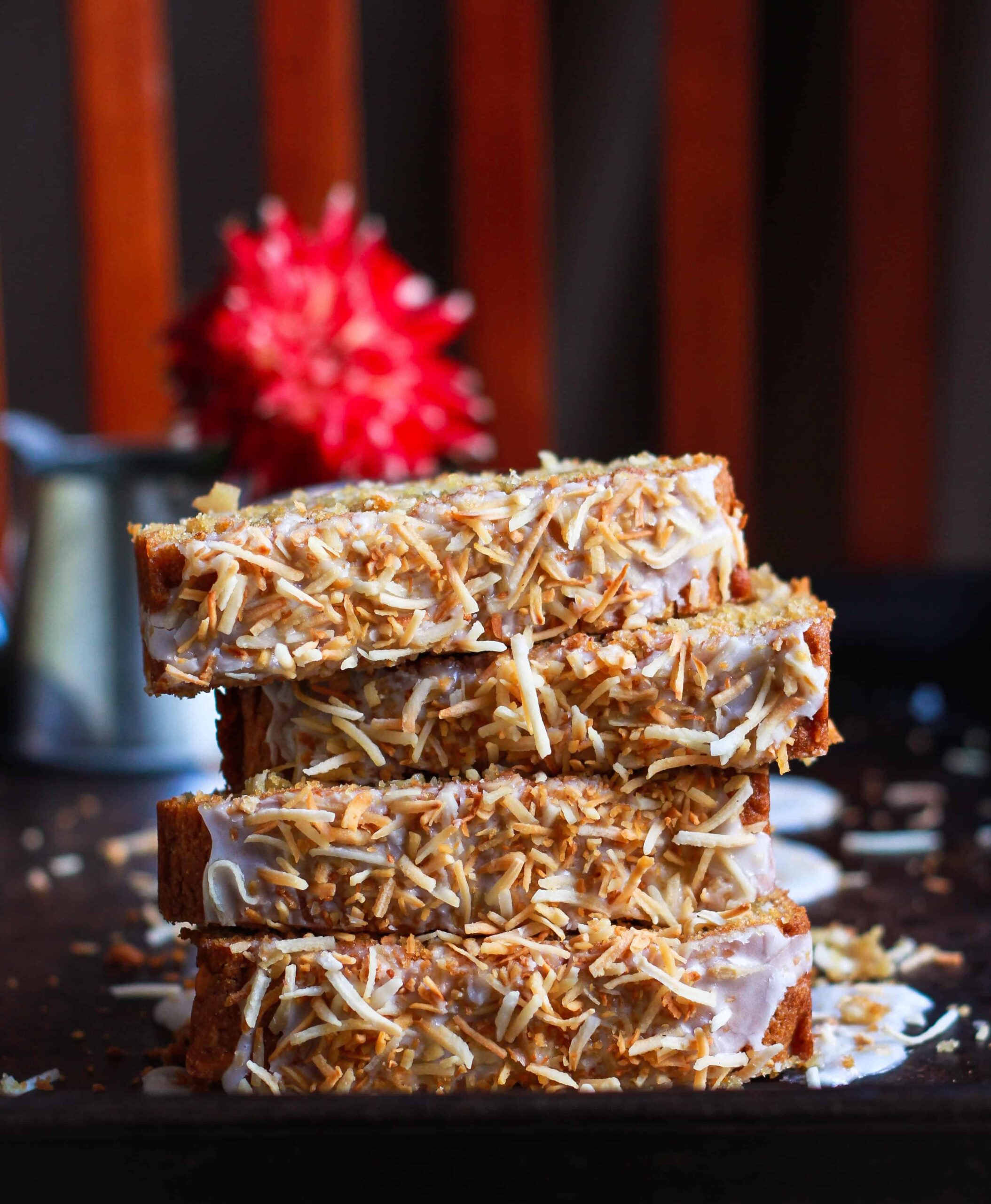 Vegan Coconut Tea Cake