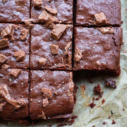 Easy Gluten-Free Chocolate Brownies
