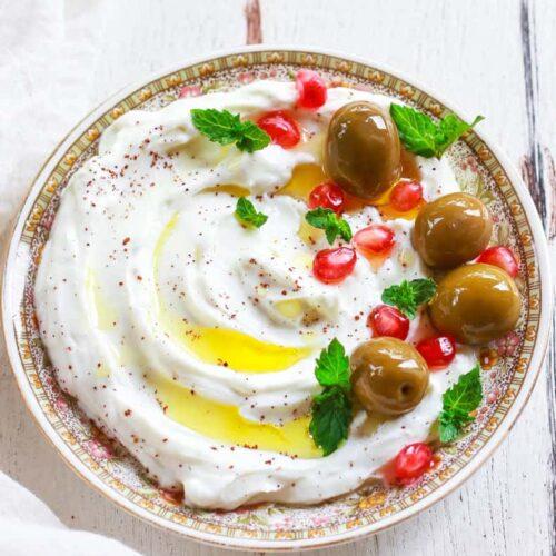 Labneh | Easy Homemade Labneh Recipe
