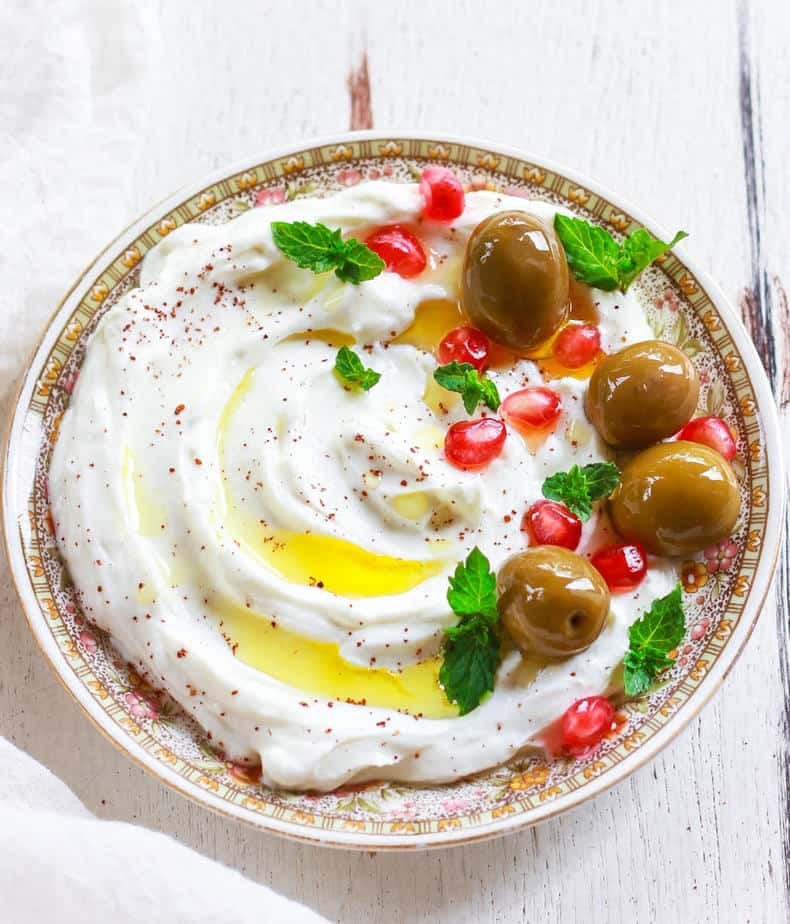 Labneh | Easy Homemade Labneh Recipe