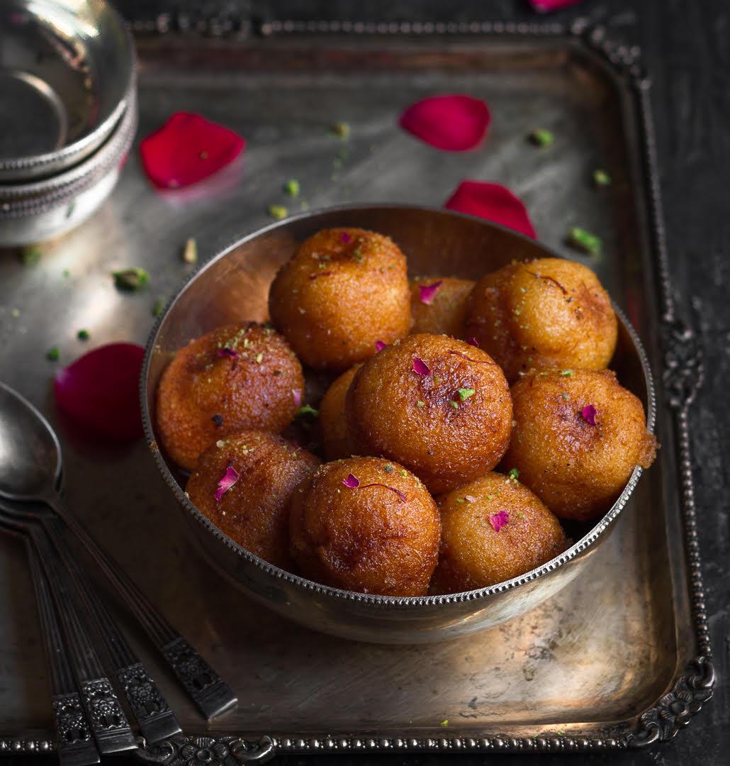 Easy Homemade Gulab Jamun | How to make gulab jamun