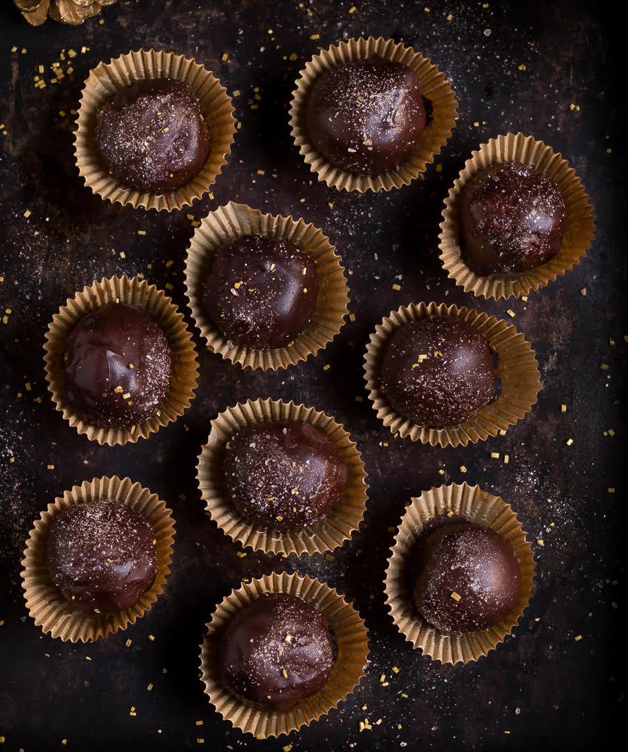 No-Bake Gingersnap Balls | Fun easy kid- friendly recipe