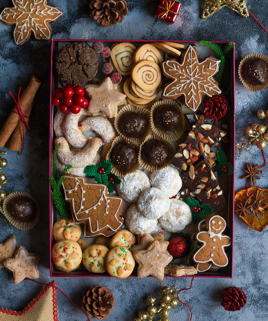 Holiday Cookies - Delicious and simple