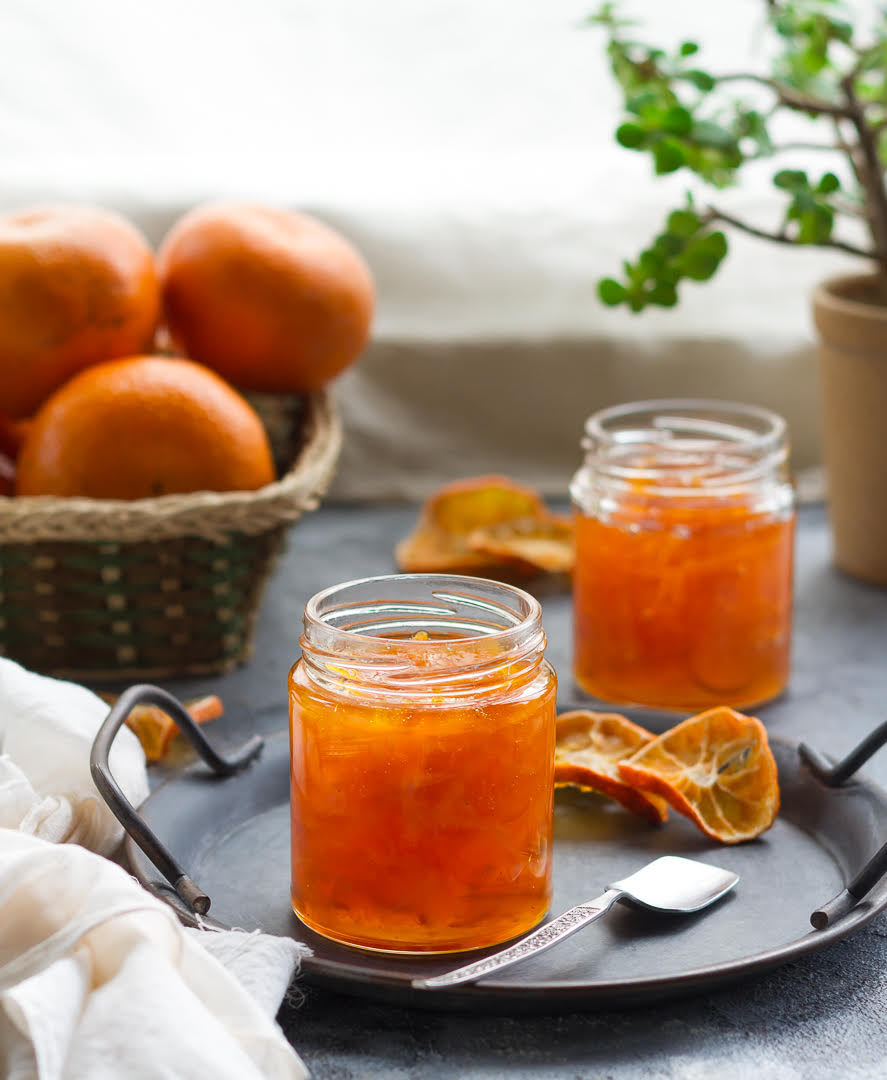Easy Orange Marmalade | How to make orange marmalade