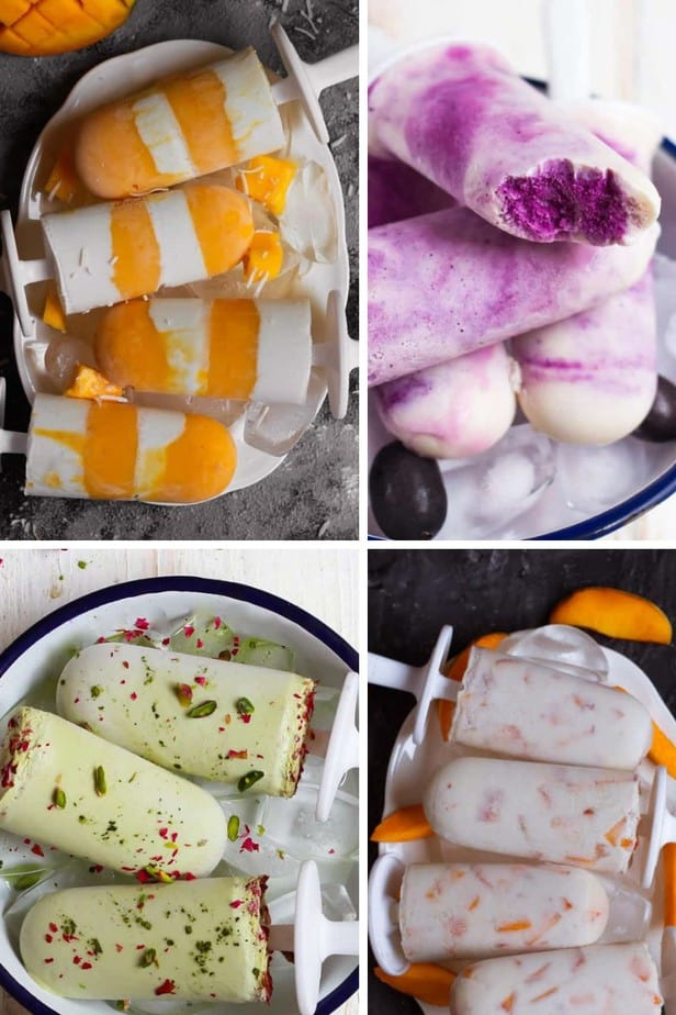 10 Easy Popsicle Recipes