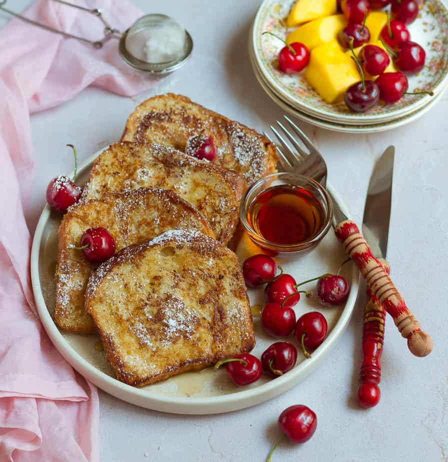 Classic French Toast | Easy cinnamon French toast recipe