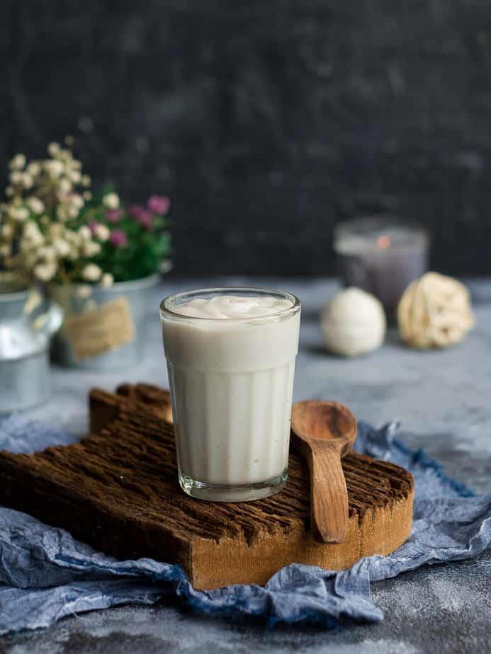 Homemade Coconut Condensed Milk | Easy vegan sweetened coconut condensed milk